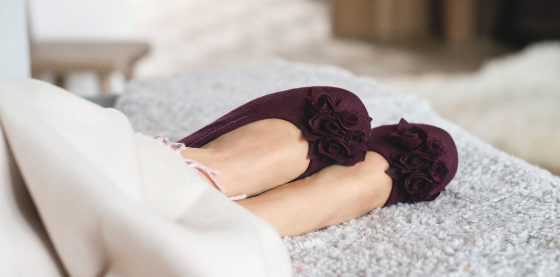 Grace wool bordeaux